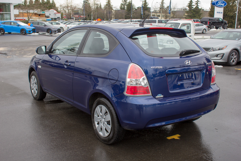 2011 Hyundai Accent  (Stk: P9126) in Surrey - Image 5 of 24