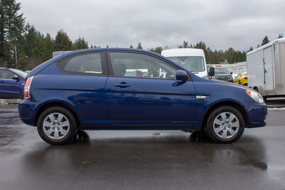 2011 Hyundai Accent  (Stk: P9126) in Surrey - Image 8 of 24
