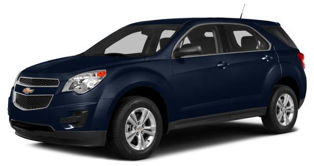 2015 Chevrolet Equinox LS (Stk: U130215) in Richmond Hill - Image 1 of 1