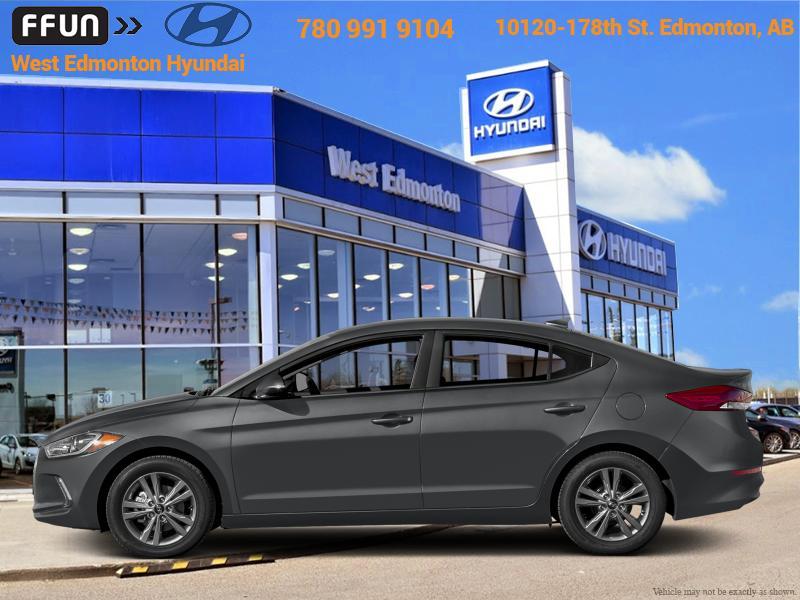 2018 Hyundai Elantra GL SE (Stk: EL80671) in Edmonton - Image 1 of 1