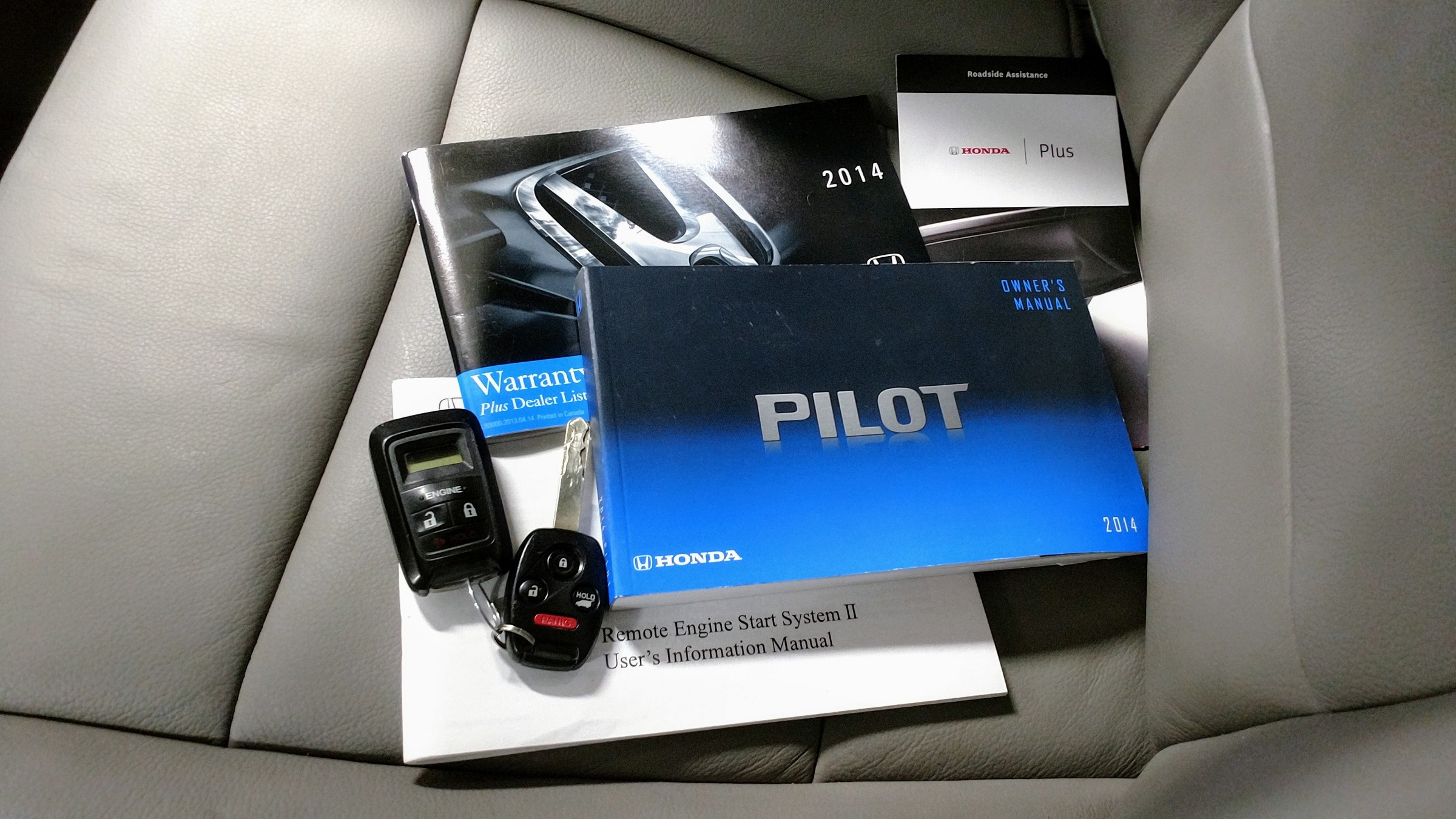 2014 Honda Pilot EX-L (Stk: P7136) in Kincardine - Image 22 of 30