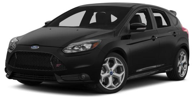 2014 Ford Focus ST Base (Stk: H-542A) in Calgary - Image 1 of 1