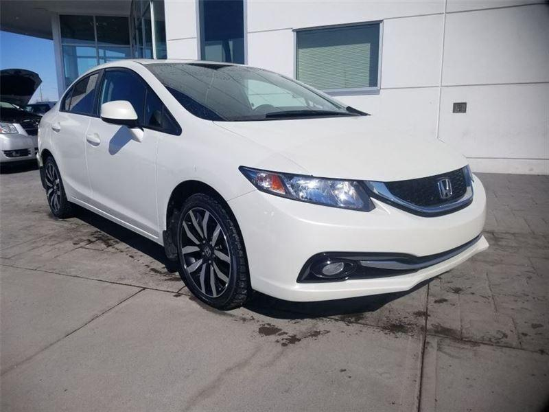 2013 Honda Civic Touring Price: $16,799