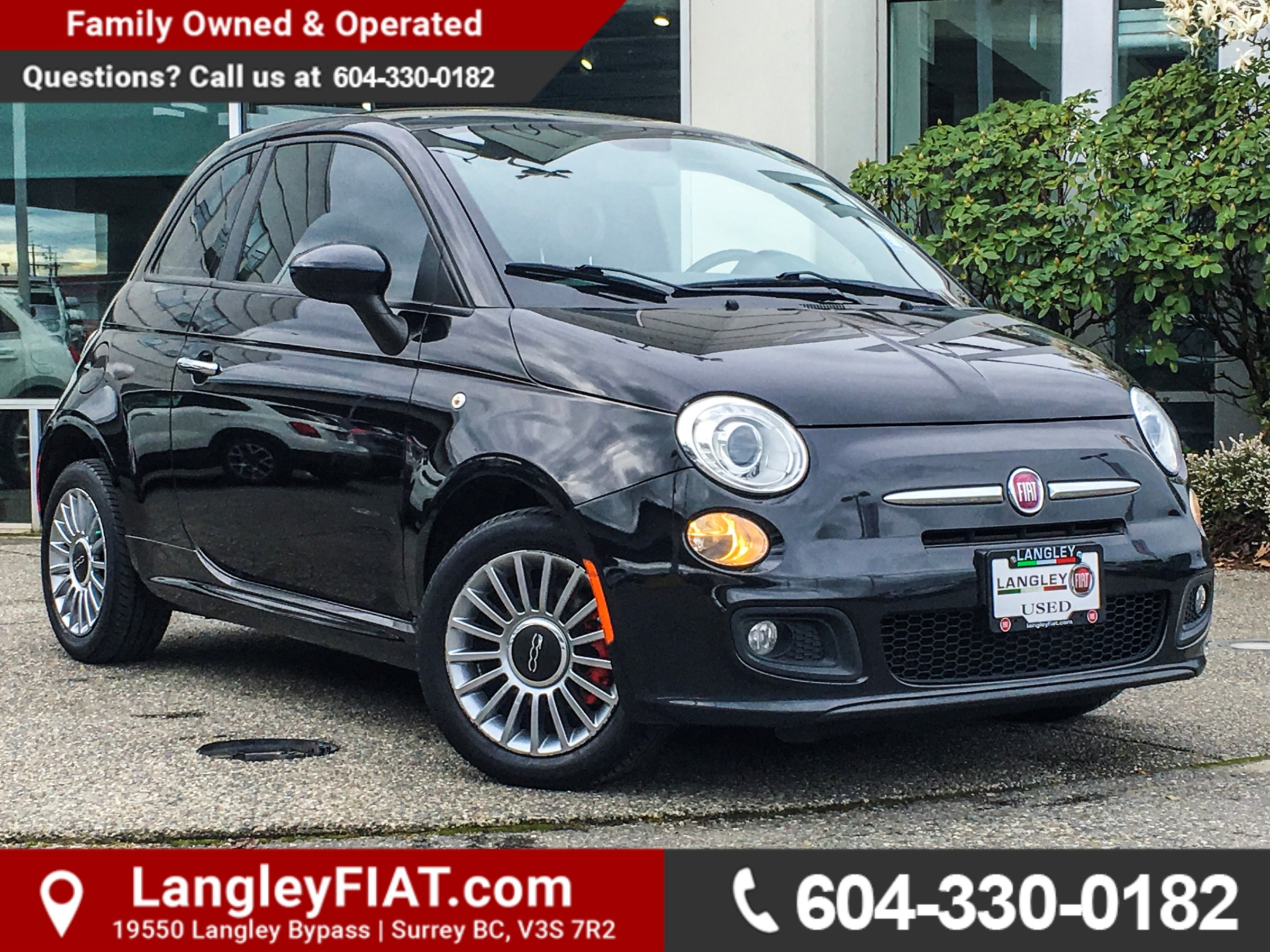 Langley FIAT: Used Cars, Trucks and SUVs, Trade-ins | British Columbia
