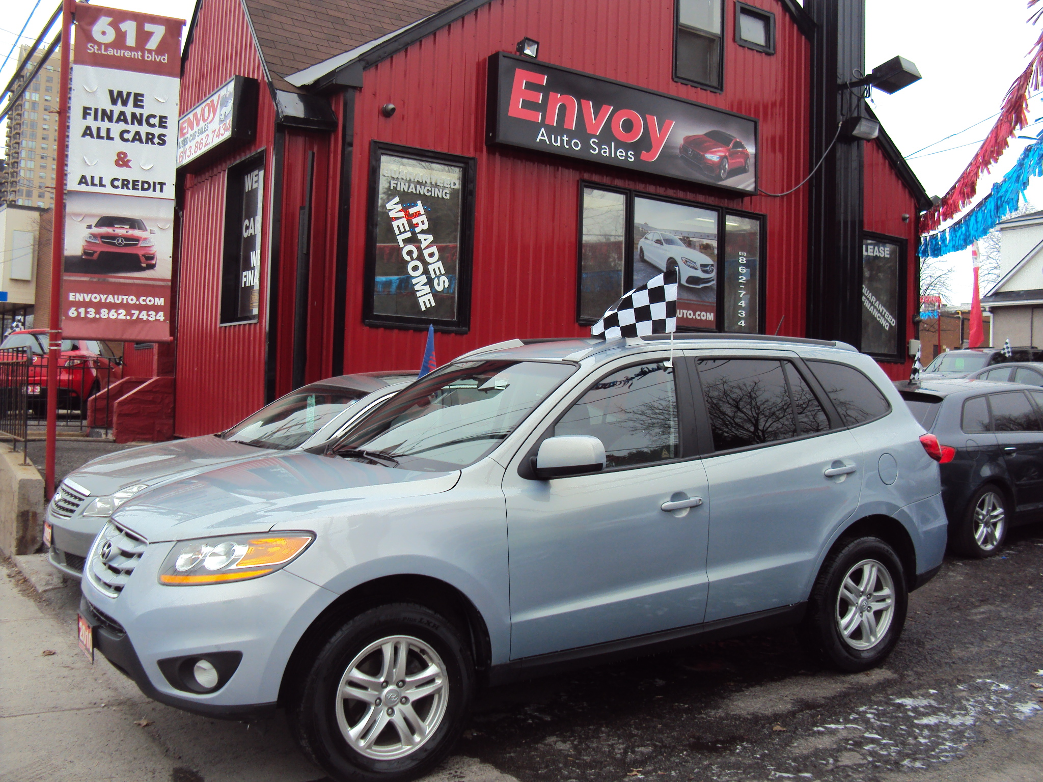 Envoy Auto Sales - Ottawa, ON: Read Consumer reviews, Browse Used ...