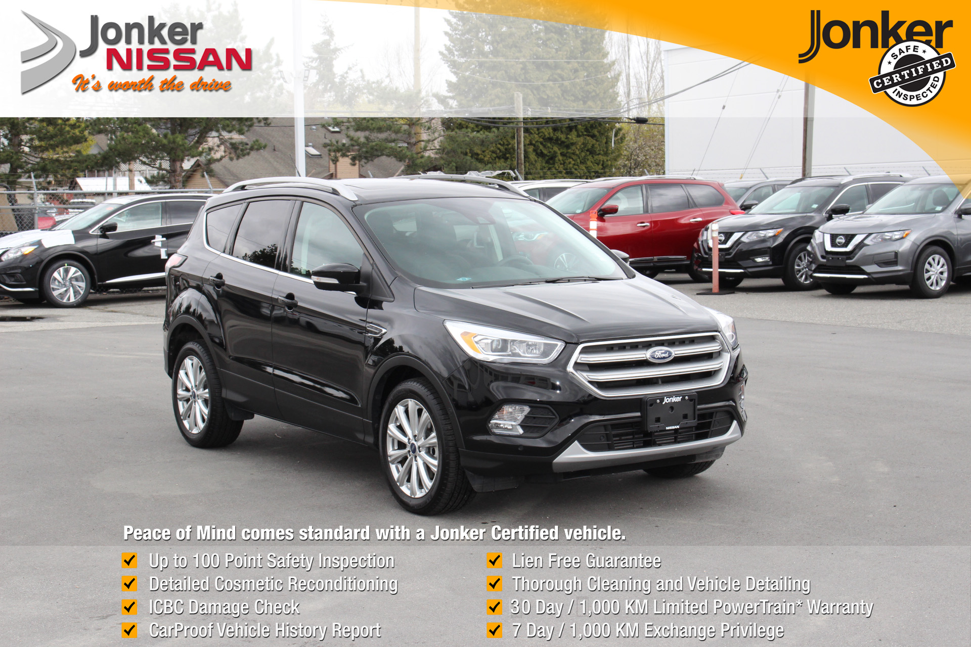 Used Ford Escape For Sale Kamloops BC CarGurus