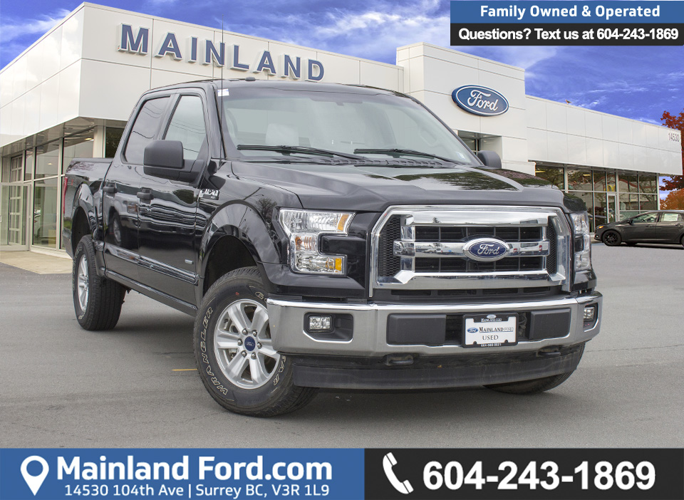 Ford F  Xlt Supercrew Wd