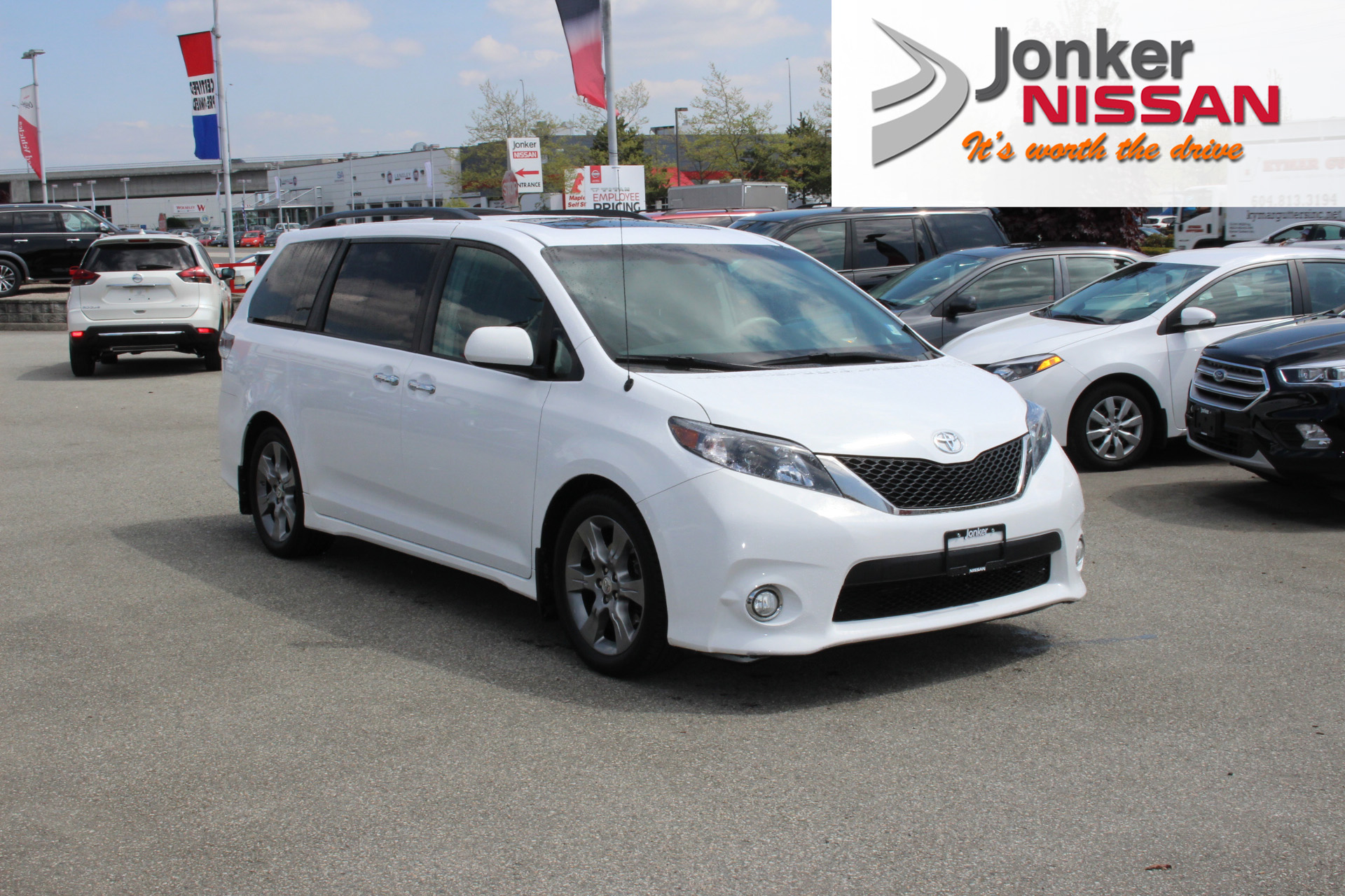 Used Toyota Sienna For Sale Abbotsford, BC - CarGurus