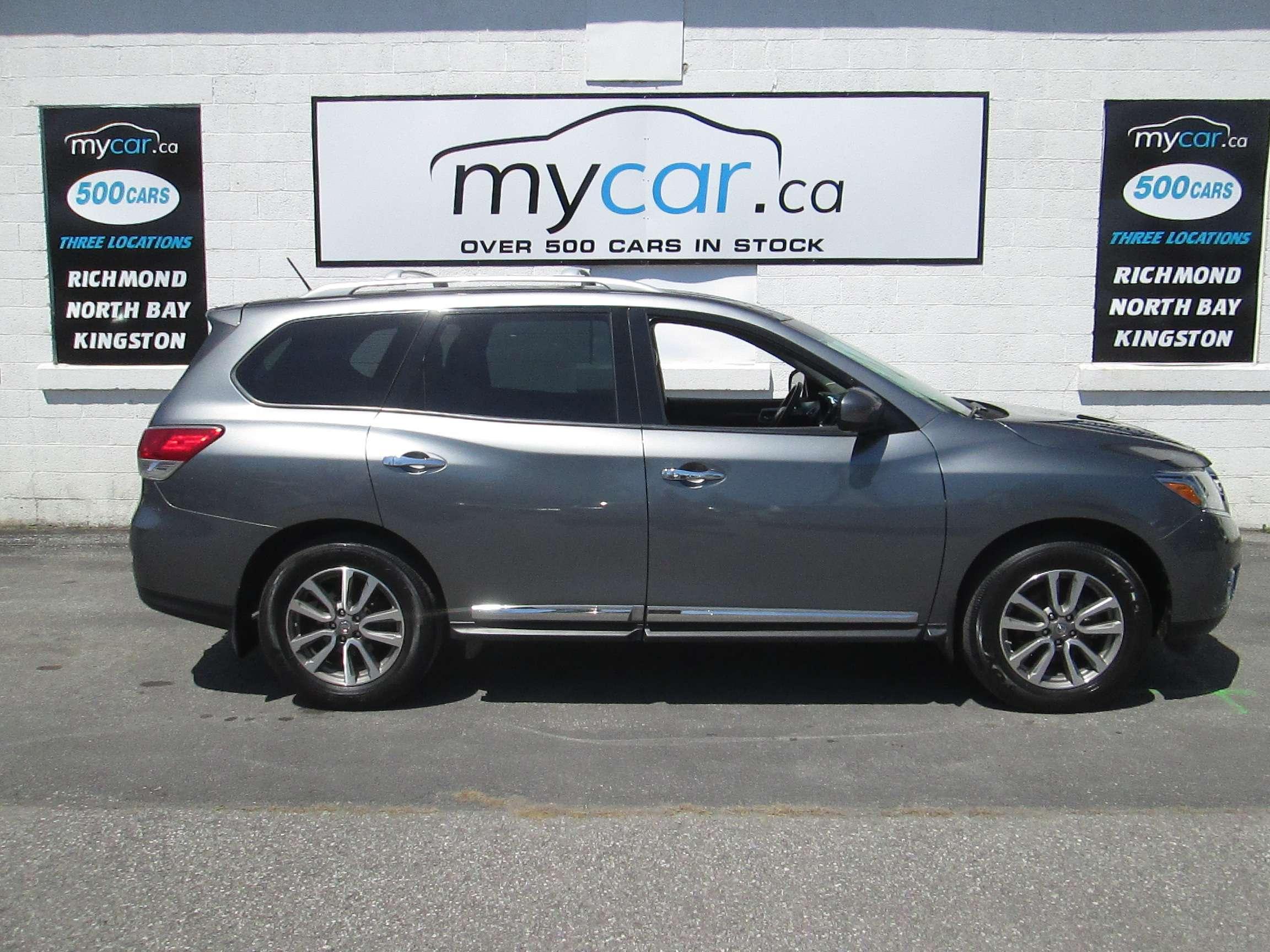 Used Nissan Pathfinder For Sale Ottawa ON CarGurus