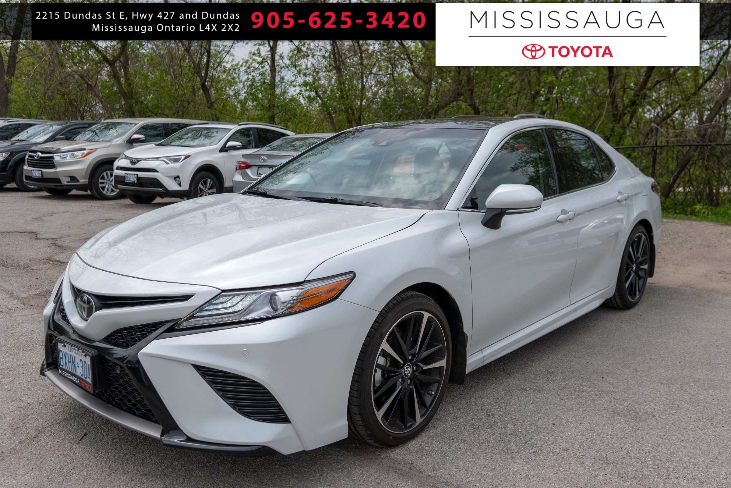 2018 Toyota Camry XSE For Sale in Kitchener, ON - CarGurus