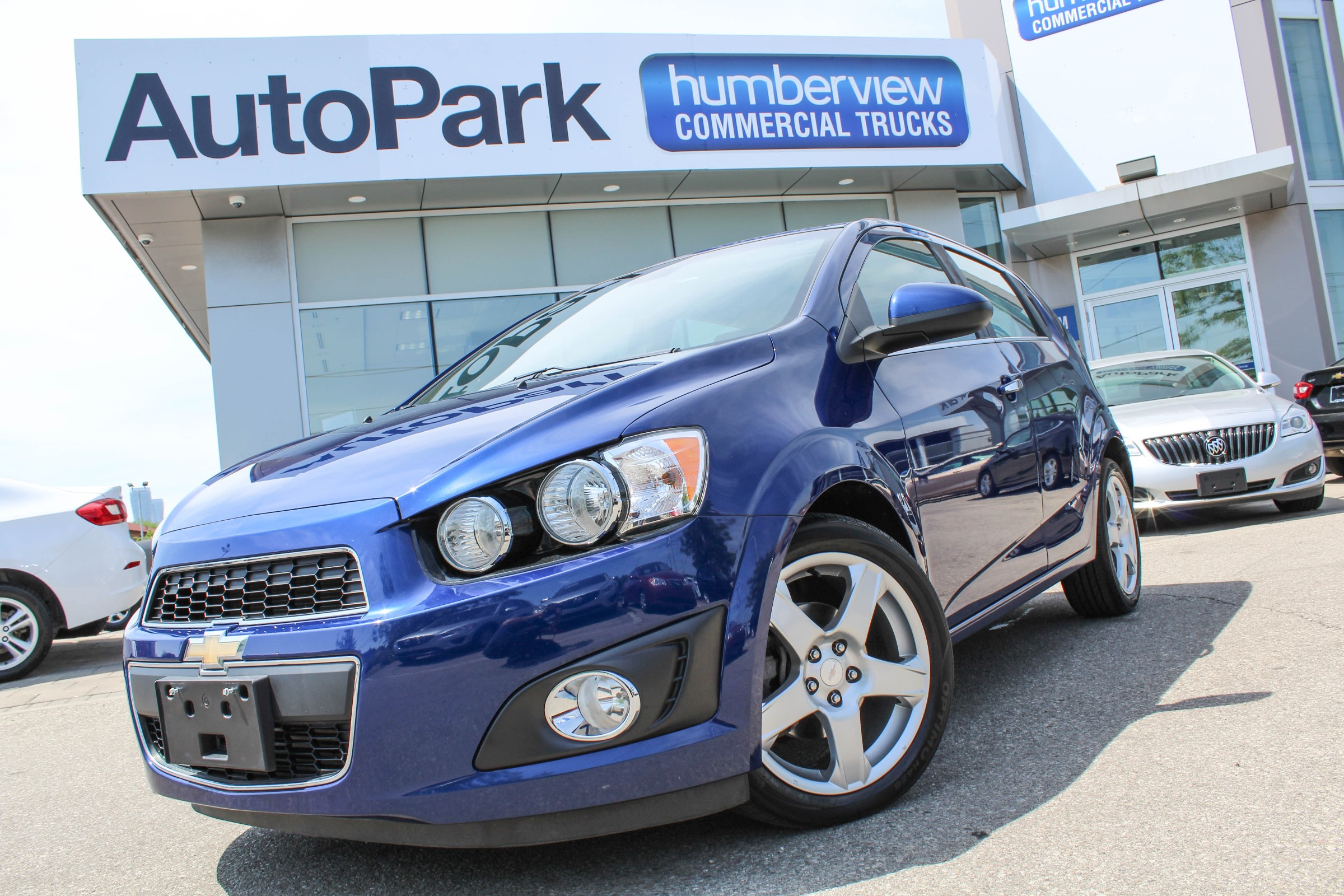 2012 Chevrolet Sonic For Sale in Toronto, ON - CarGurus