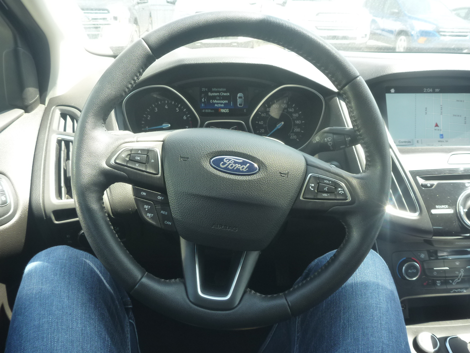 2016 Ford Focus Titanium (Stk: 7260A) in Wilkie - Image 1 of 21 2016