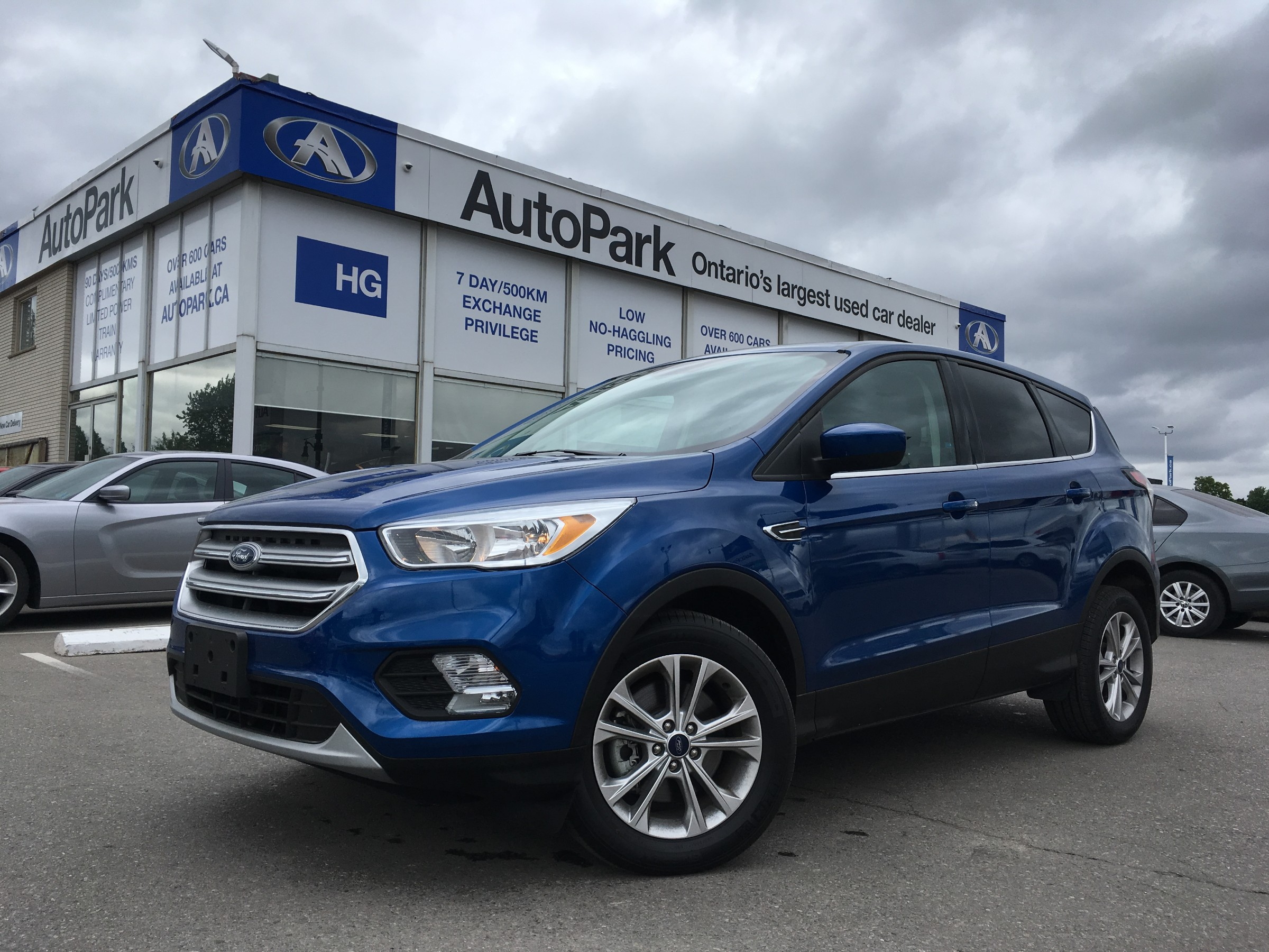 Used Ford Escape For Sale Brantford, ON - CarGurus