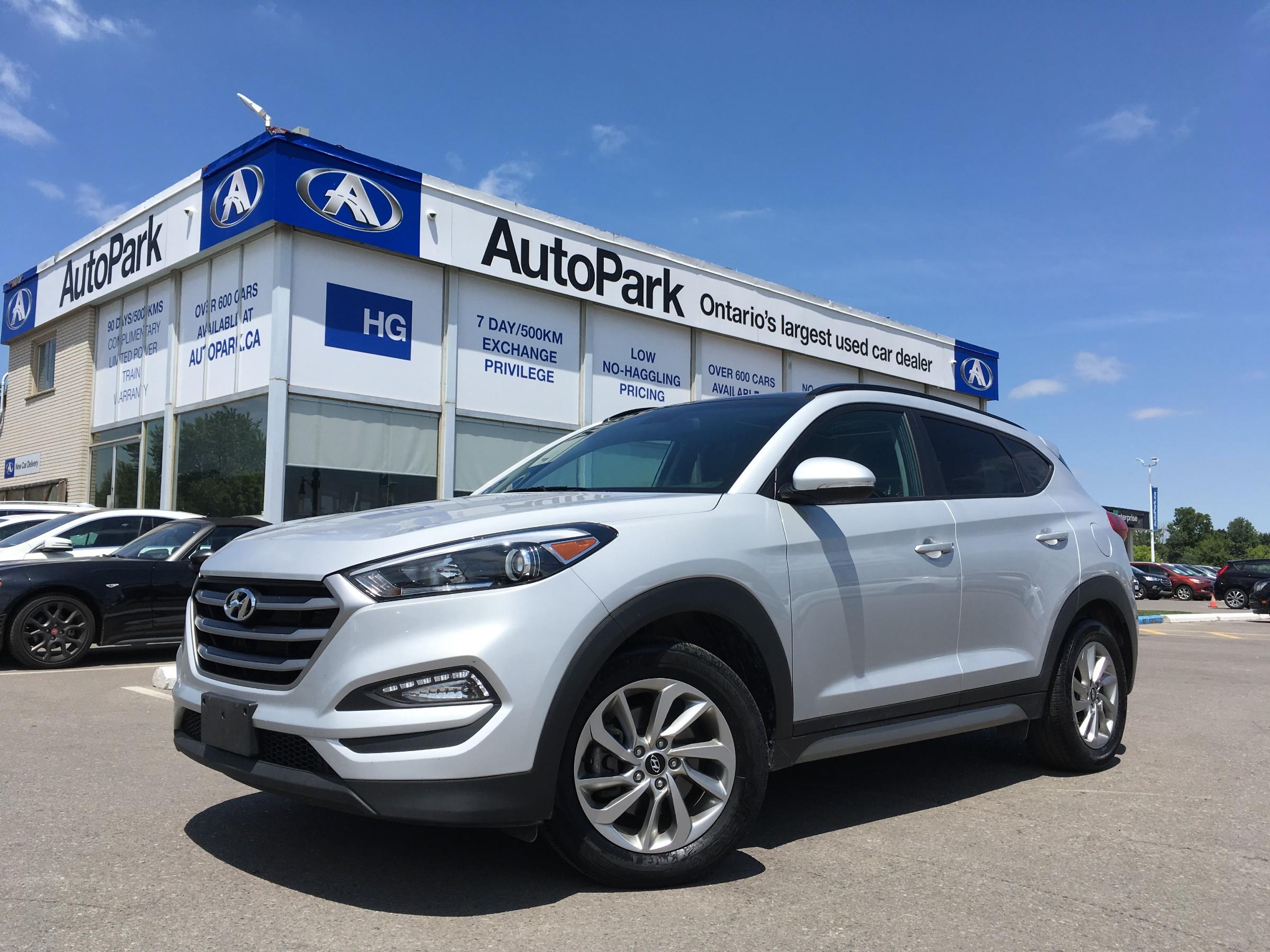Used Hyundai Tucson For Sale Kitchener, ON - CarGurus