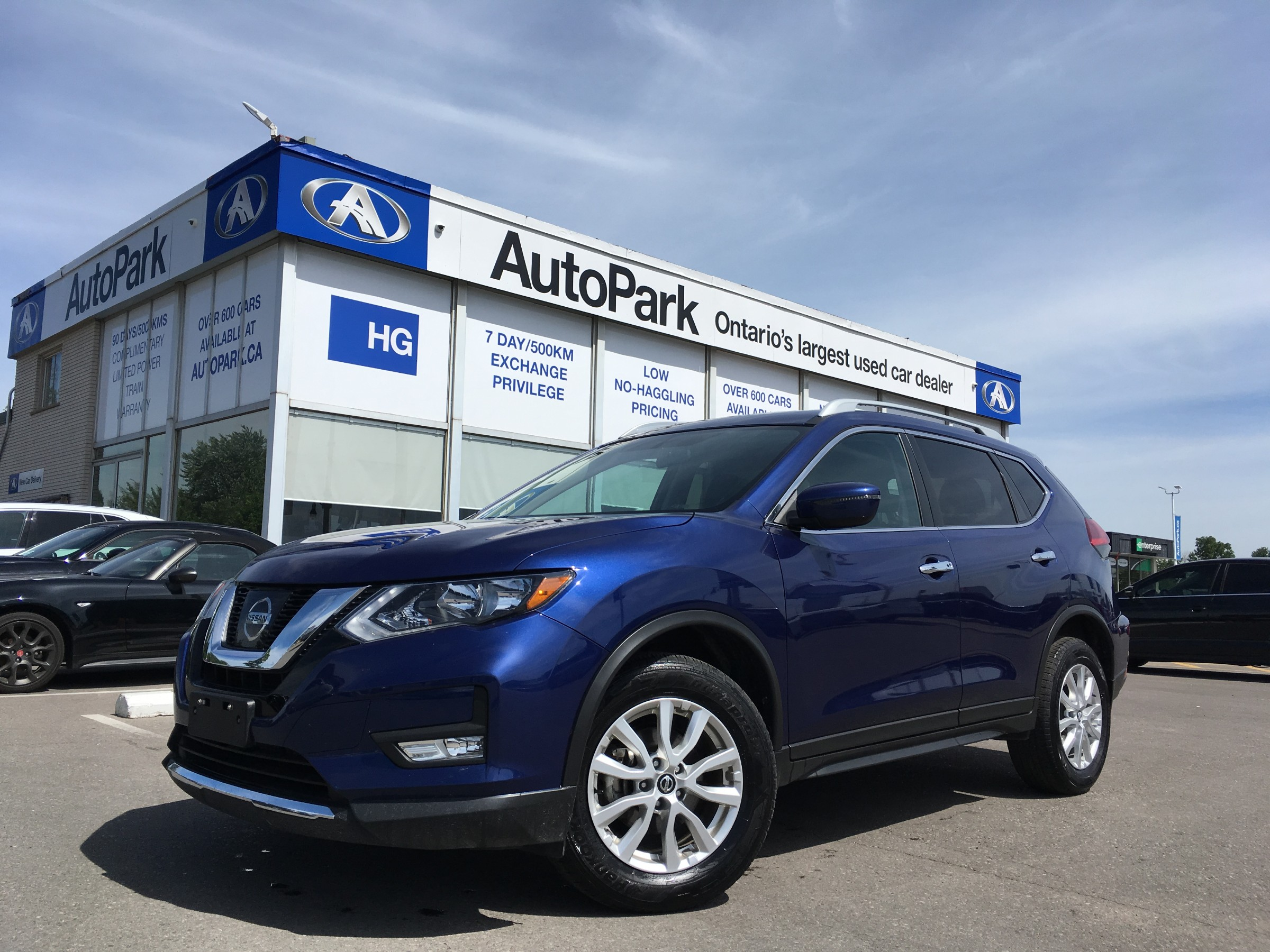 2018 Nissan Rogue For Sale in Toronto, ON - CarGurus