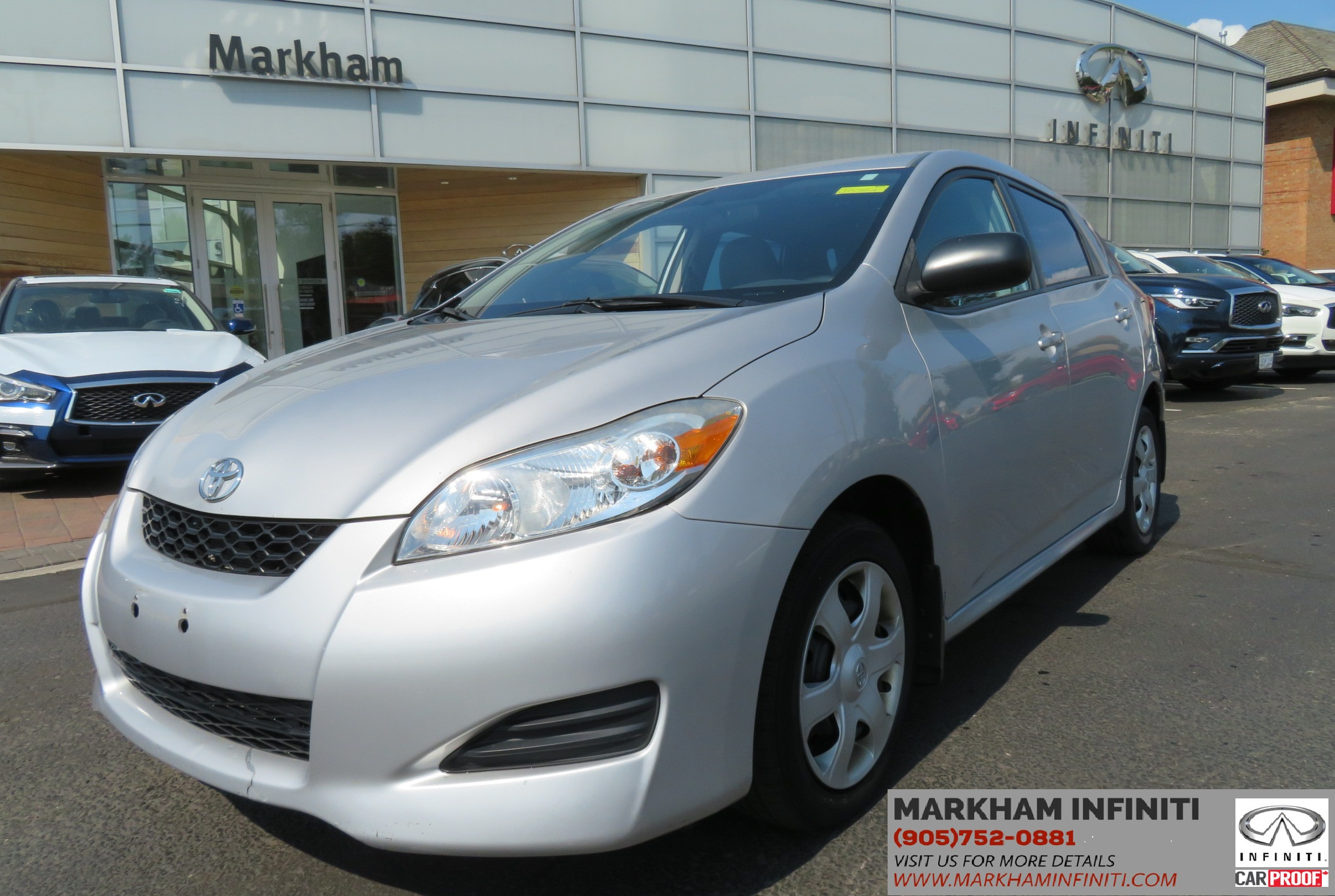 Used 2010 Toyota Matrix Base For Sale in London, ON - CarGurus