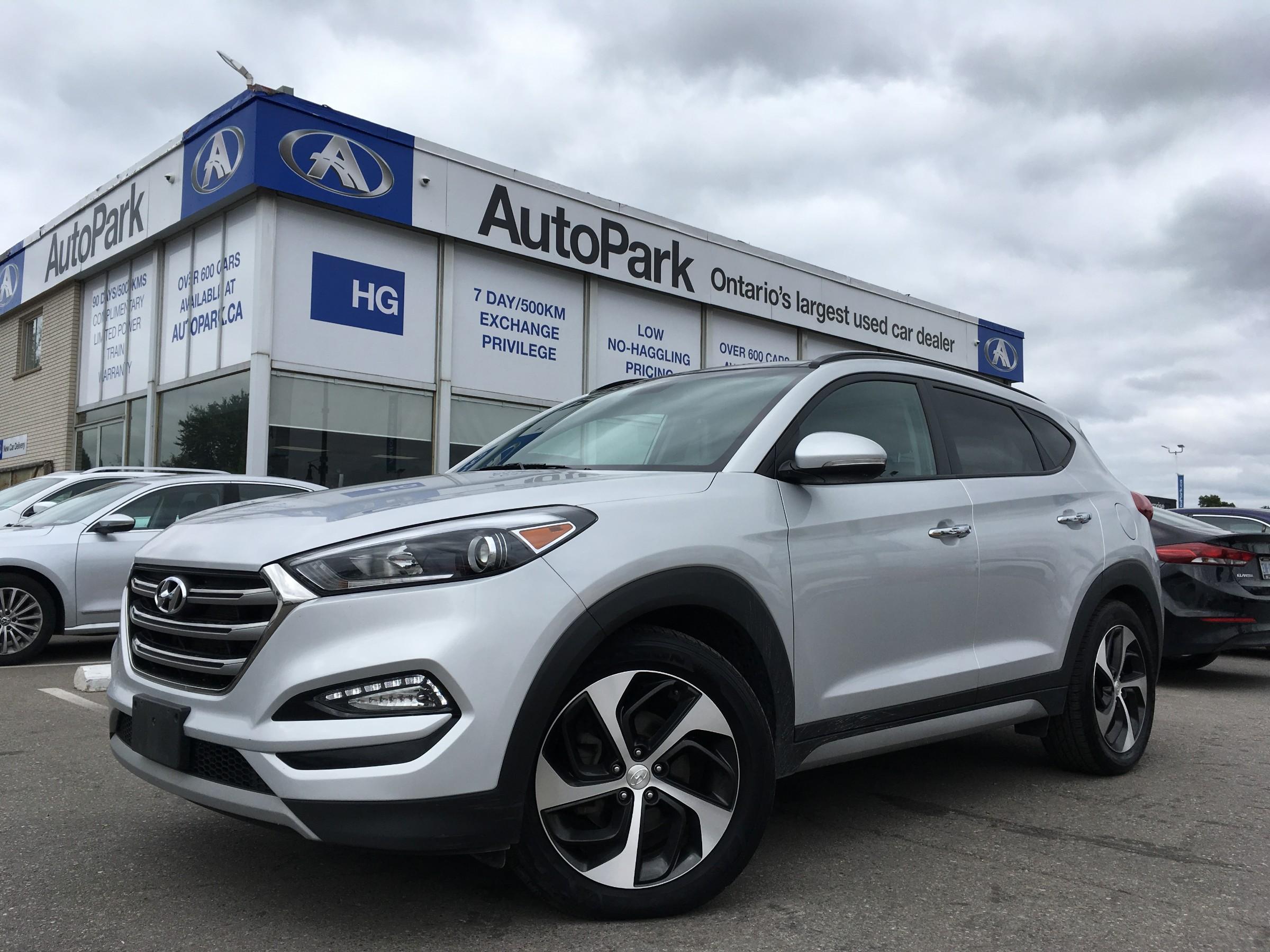 Used Hyundai Tucson For Sale Peterborough, ON - CarGurus