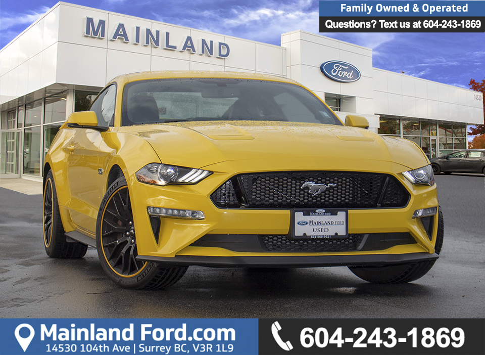 Used Ford Mustang For Sale Vancouver Bc Cargurus