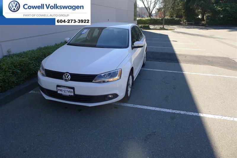 Pre-Owned 2014 Volkswagen Jetta 2.0 TDI Trendline+