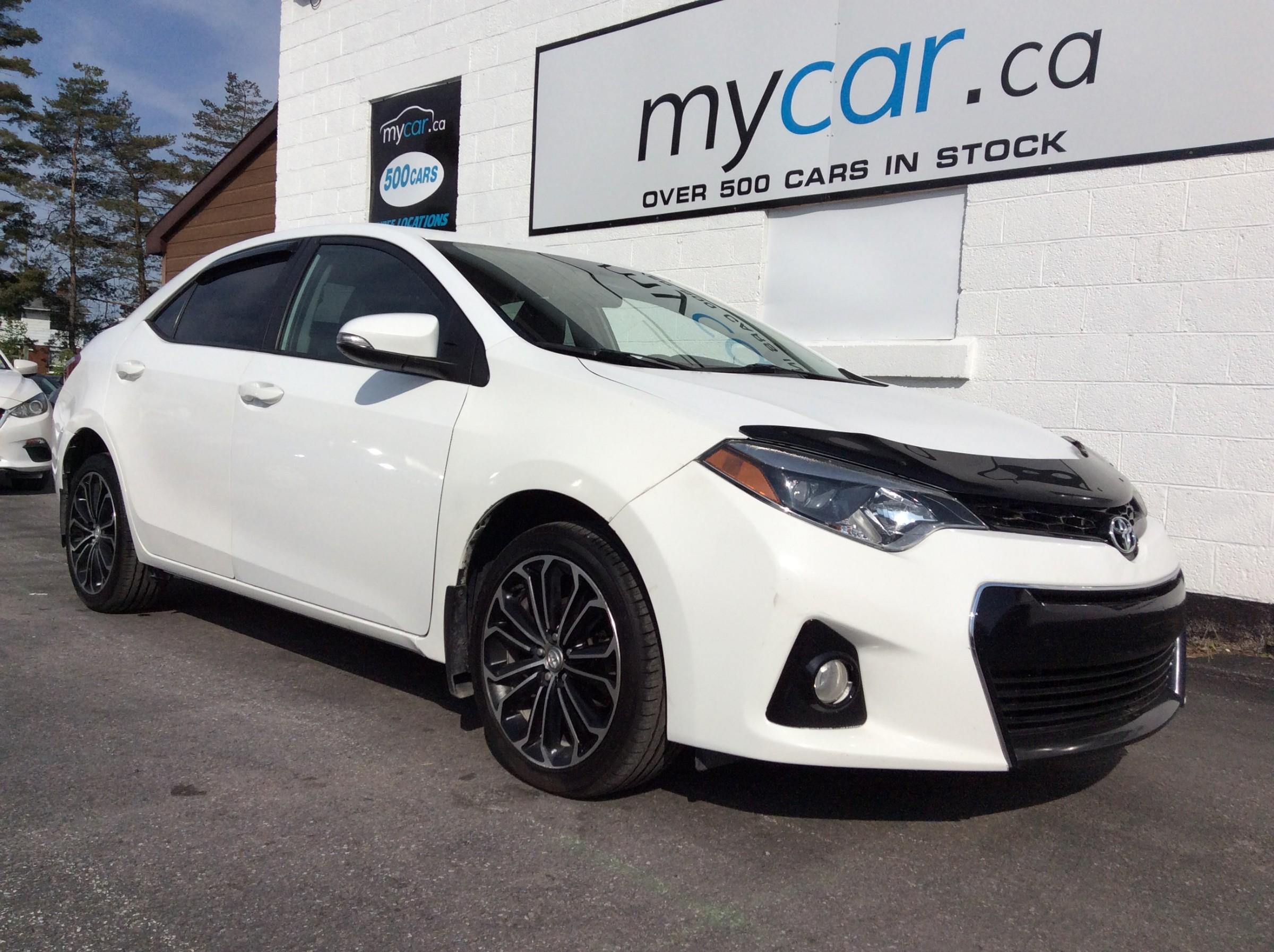 Used Toyota Corolla For Sale Ottawa On Cargurus