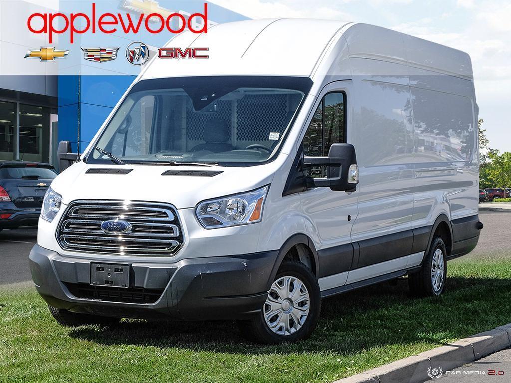 2018 Ford Transit Cargo 250 3dr LWB High Roof Extended Cargo Van w/Sliding Passenger Side Door