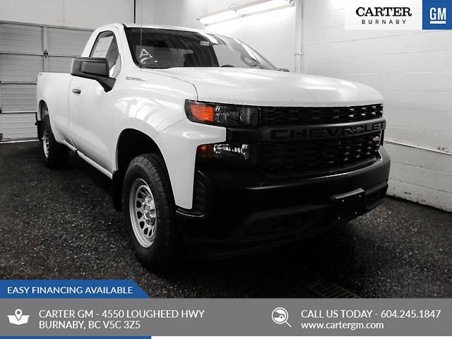 2019 Chevrolet Silverado 1500 Work Truck LB 4WD