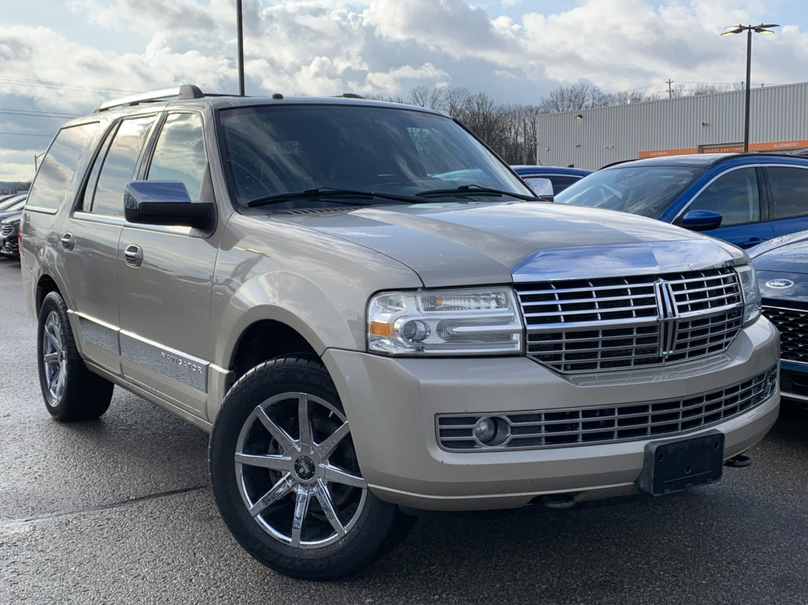 2008 Lincoln Navigator Ultimate 4WD