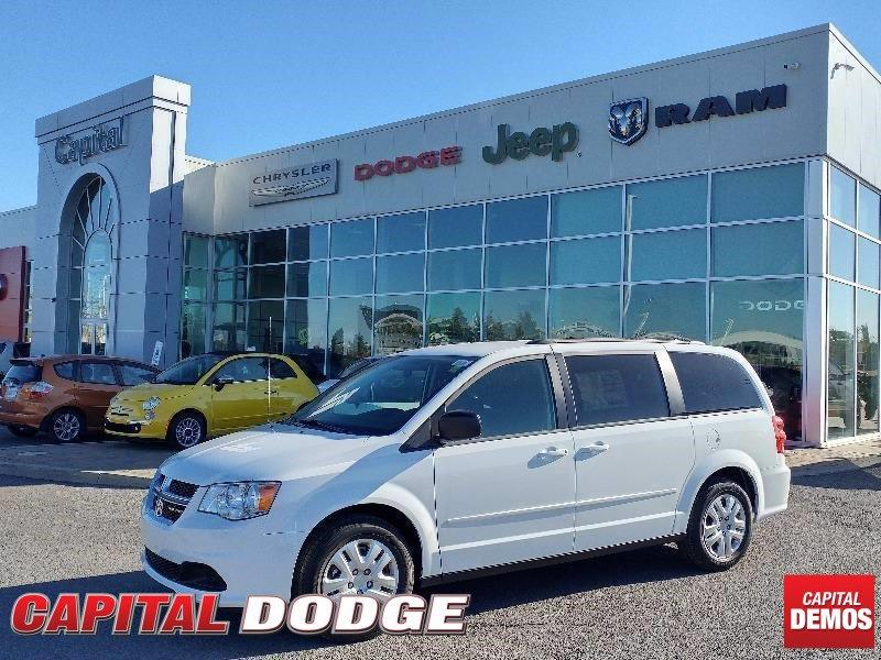 2017 Dodge Grand Caravan CVP/SXT - 30,000km