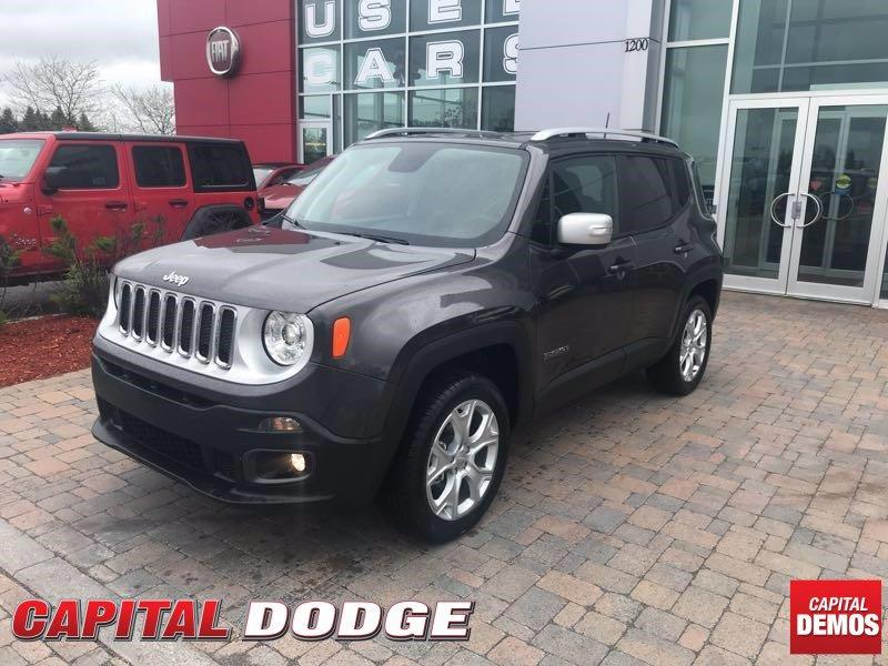 2018 Jeep Renegade Limited - 3,043km