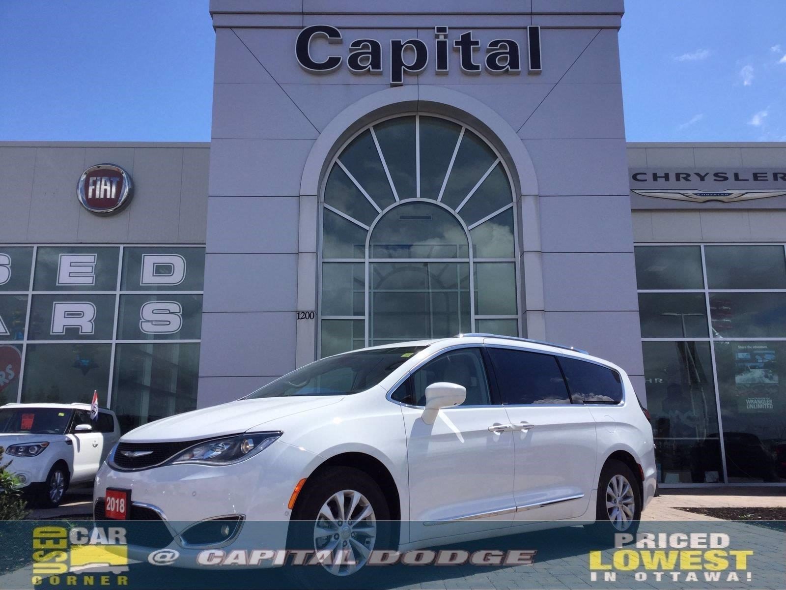 2018 Chrysler Pacifica Touring-L Plus - 15,886km