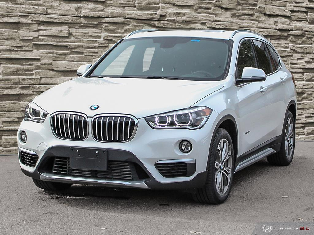2018 BMW X1 xDrive28i - 72,484km
