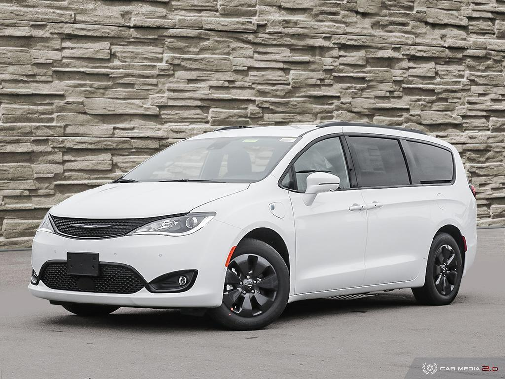 2020 Chrysler Pacifica Hybrid Limited - km