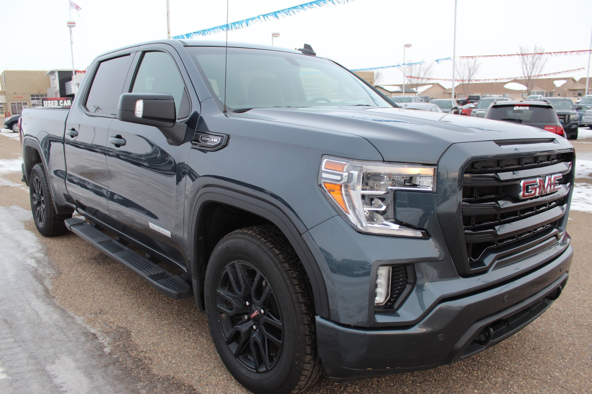 2019 GMC Sierra 1500 Elevation - 67,373km