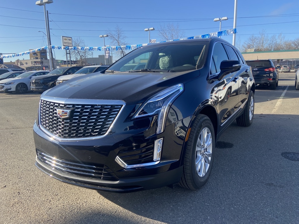 2021 Cadillac XT5 Luxury - 5km