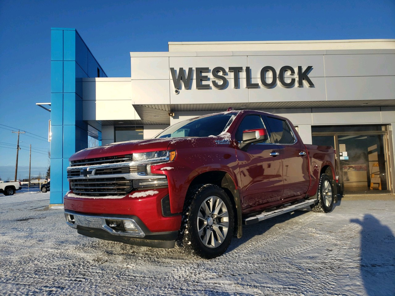 2019 Chevrolet Silverado 1500 High Country - 103,228km