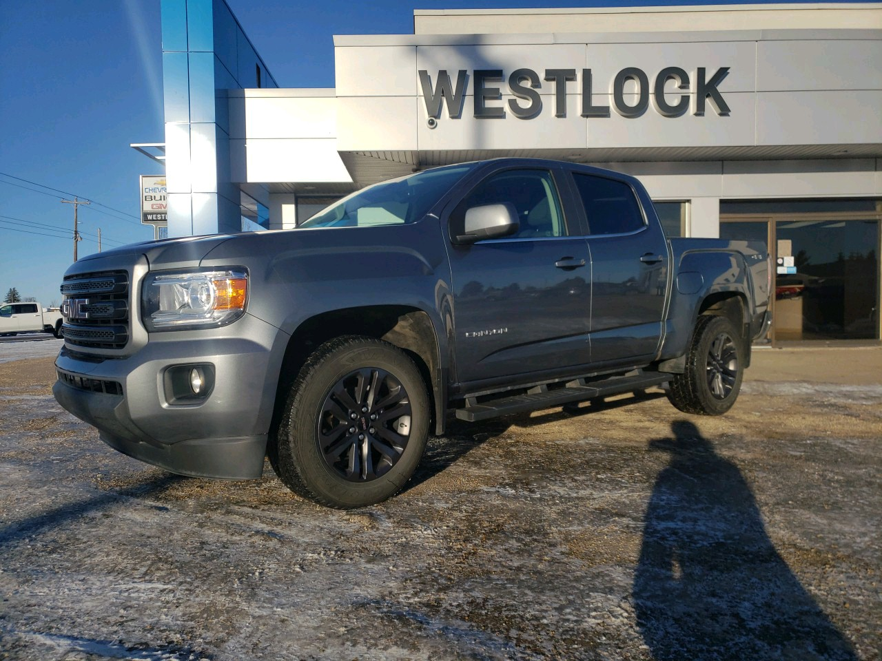 2019 GMC Canyon SLE - 20,437km