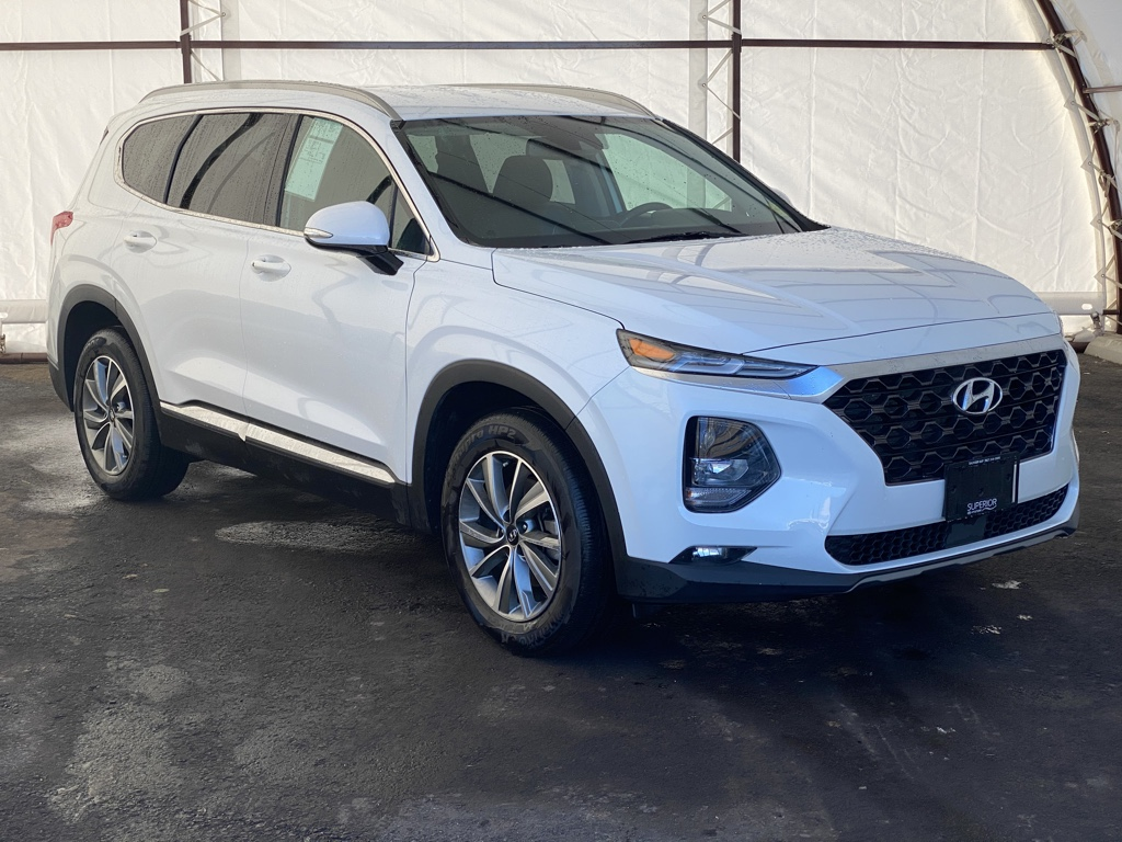 2019 Hyundai Santa Fe Preferred 2.0 - 21,974km