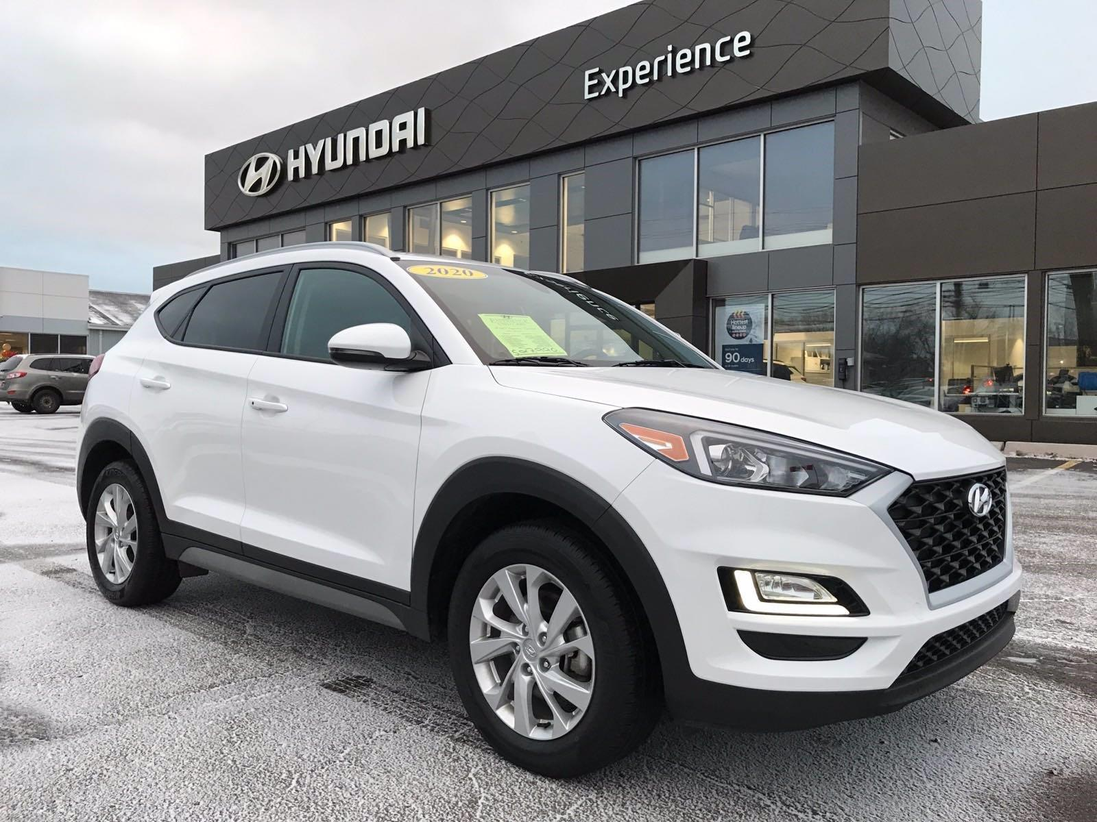 2020 Hyundai Tucson Preferred - 18,119km