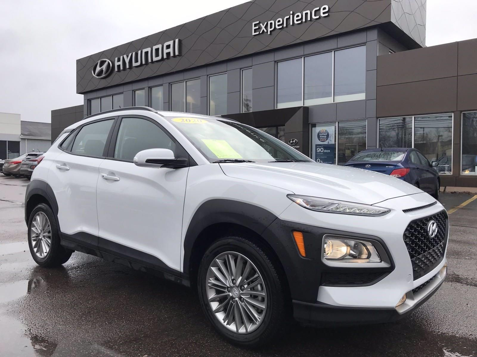 2020 Hyundai Kona 2.0L Preferred - 10,570km