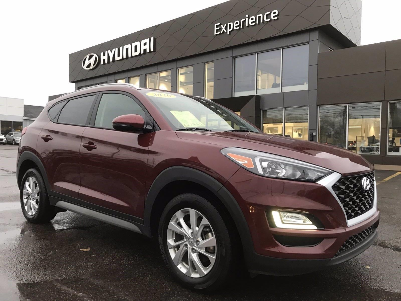 2020 Hyundai Tucson Preferred - 20,183km