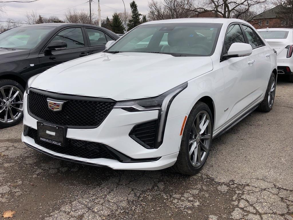 2021 Cadillac CT4 V-Series - km