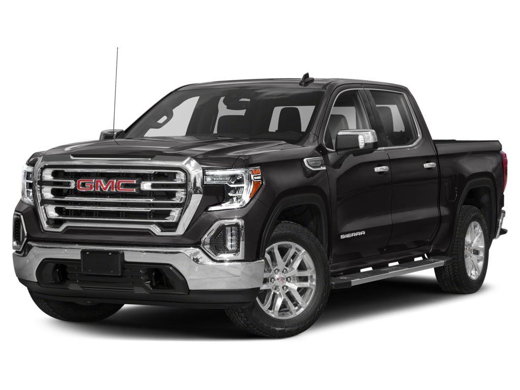 2020 GMC Sierra 1500 AT4 - 22,469km