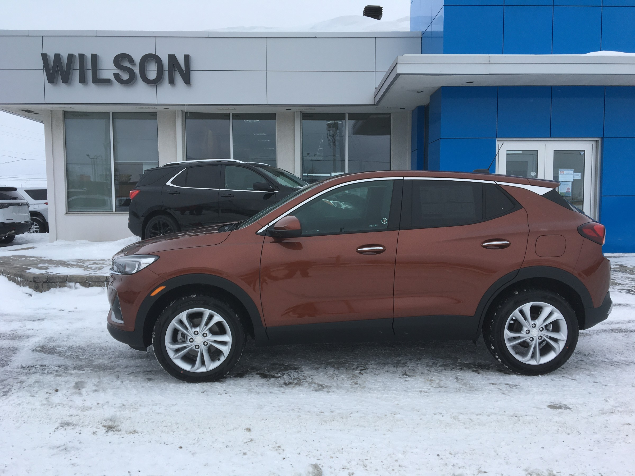 2021 Buick Encore GX Preferred - 5km