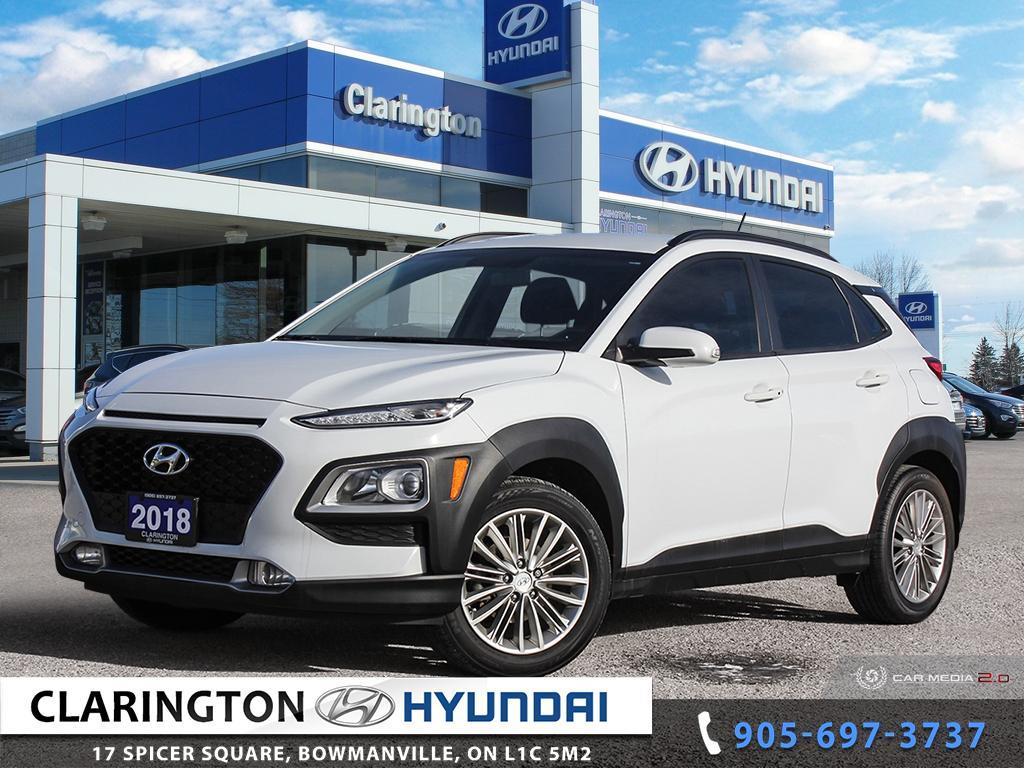 2018 Hyundai Kona 2.0L Preferred - 35,515km