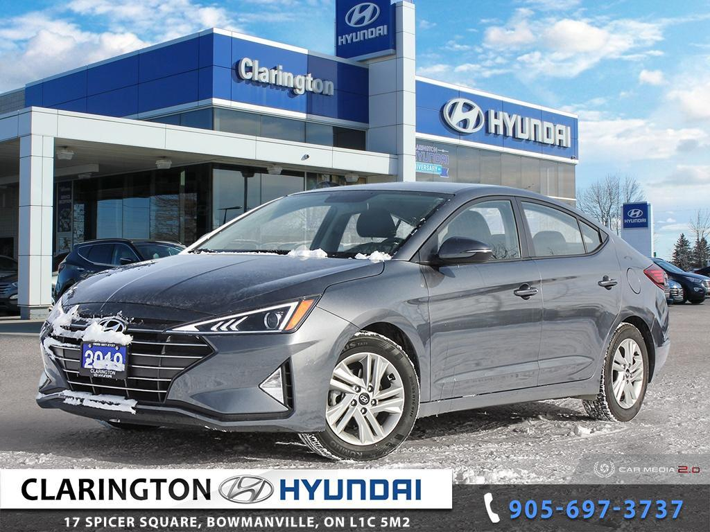 2019 Hyundai Elantra Preferred - 32,429km