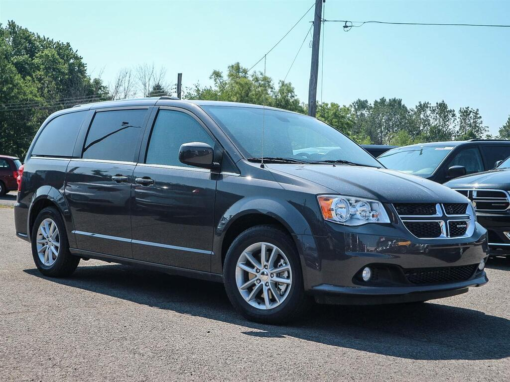 2020 Dodge Grand Caravan Premium Plus - km