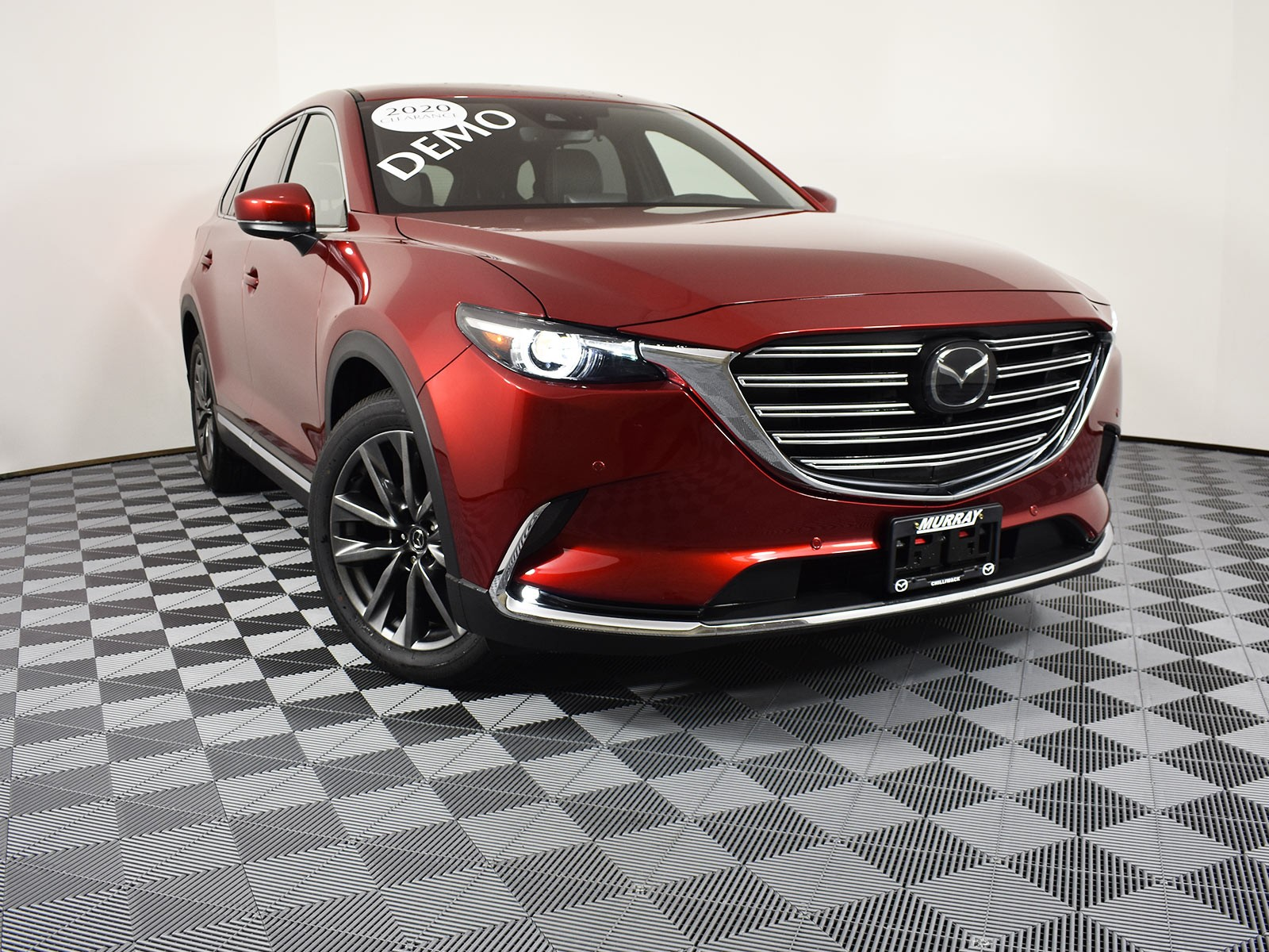 2020 Mazda CX-9 Signature - 5,715km