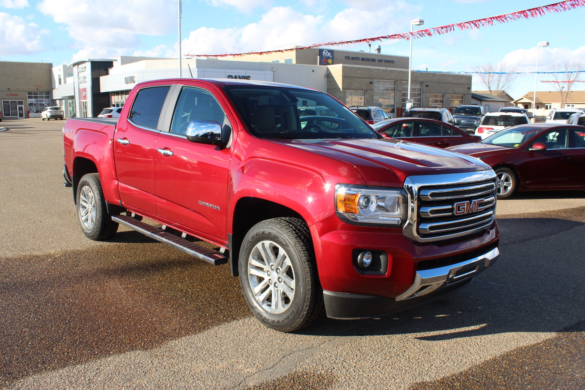 2020 GMC Canyon SLT - 21,513km