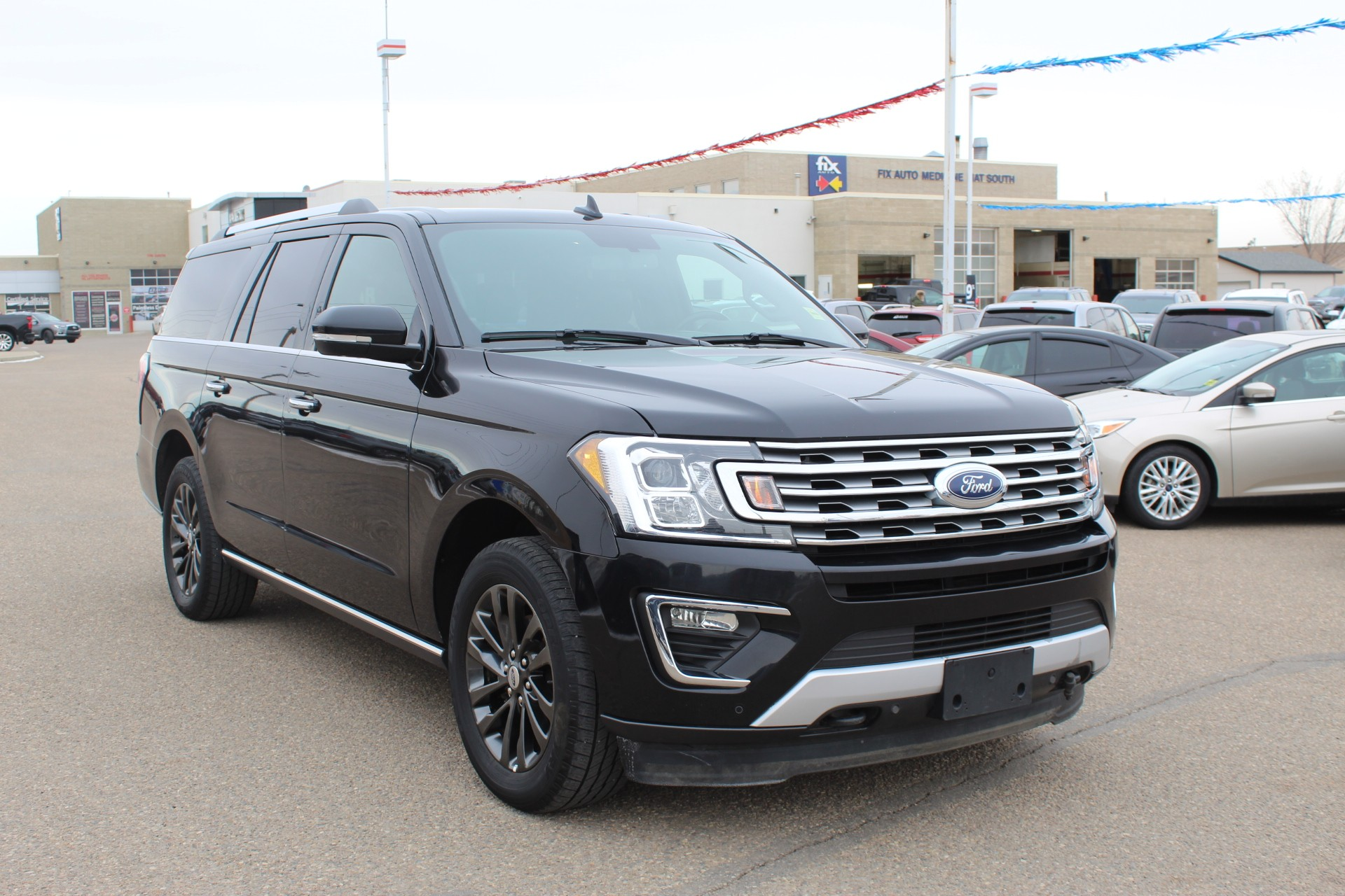2019 Ford Expedition Max Limited - 65,490km