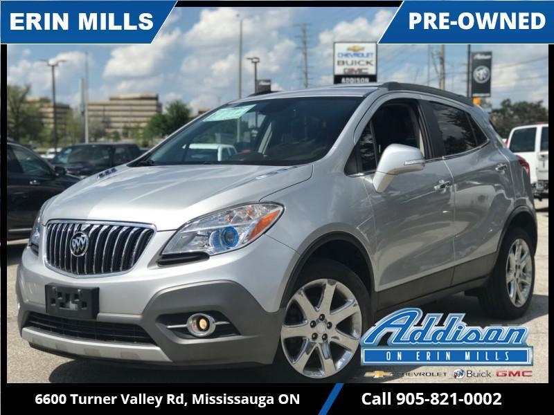 2014 Buick Encore Leather - 120,851km